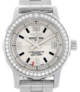Breitling Breitling Colt Stainless Steel Diamond Ladies Watch A77387