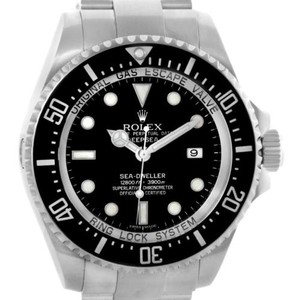 Rolex Rolex Seadweller Deepsea Steel Ceramic Bezel Mens Watch 116660