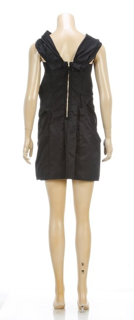 Burberry short dress Black on Tradesy