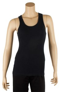 American Apparel Apparrel Shirt Casual Top Black