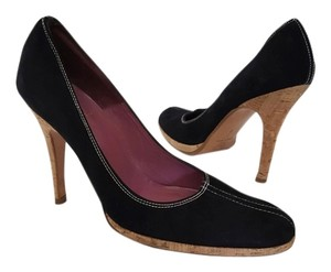 Charles David Collection Black & Brown Pumps
