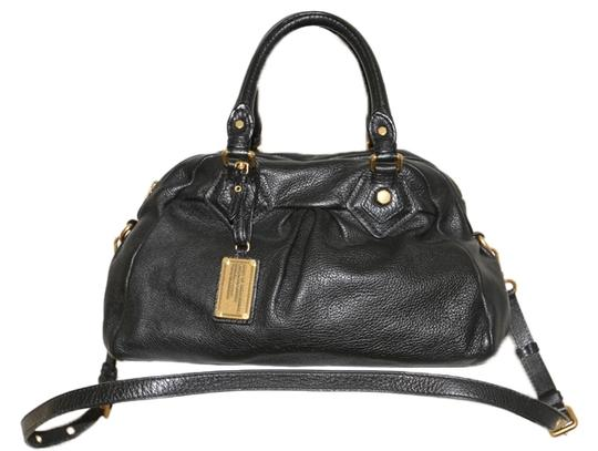 Preload https://item4.tradesy.com/images/marc-by-marc-jacobs-black-leather-satchel-6106888-0-0.jpg?width=440&height=440