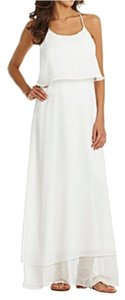 White Maxi Dress by Gianni Bini