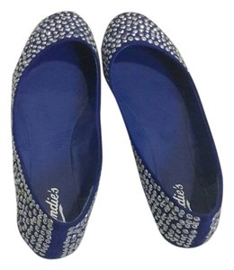 Candie's Royal Studs Candies Blue Flats