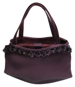 Manolo Blahnik Tote in Purple