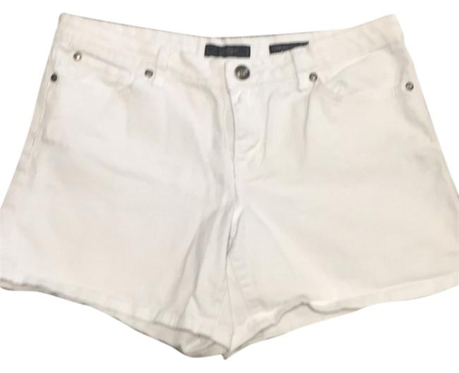 Jessica Simpson Mini/Short Shorts White