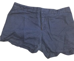 Carole Little Mini/Short Shorts Navy