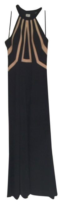 Preload https://item3.tradesy.com/images/cache-dress-black-and-gold-6111772-0-0.jpg?width=400&height=650