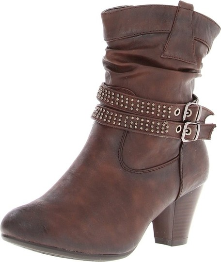 Women Black/Brown Boots