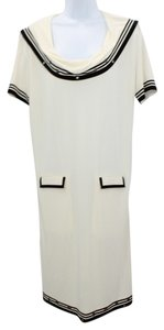 Jean-Paul Gaultier short dress Jean Paul Gaultier Femme Beige on Tradesy