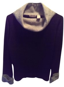 Ivy & Aster Turtleneck Wool Rabbit Hair Sweater