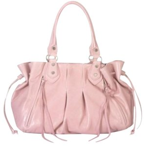 Botkier Satchel in dusty rose pink