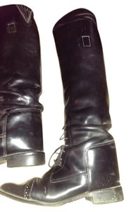Amazonas Super Comfort Leather English Ridiing Equestrian black Boots