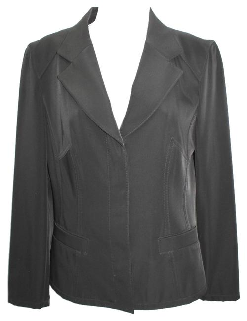 Preload https://item4.tradesy.com/images/streness-stretch-black-jacket-made-in-germany-blazer-size-6-s-6115603-0-0.jpg?width=400&height=650