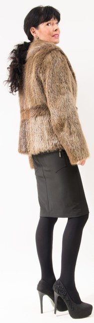 german furrier Nuria Real Real Chanel Gucci Jacket Fur Coat