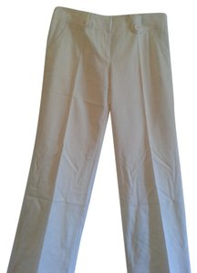 New York & Company Trousers Trouser Pants white