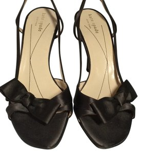 Kate Spade Chocolate Brown satin Formal