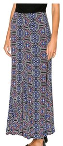 Eight Sixty Maxi Skirt Multi