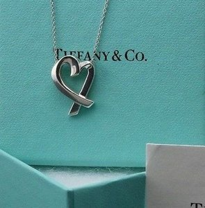 Tiffany & Co. Tiffany & Co. Paloma Picasso 'LOVING HEART' Necklace