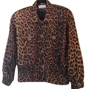 Other Cheetah color-brown & black Blazer
