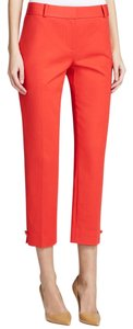 Kate Spade Capris Laquer Red