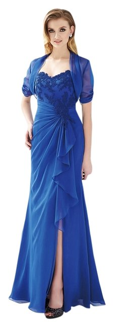 Preload https://item3.tradesy.com/images/jasmine-sapphire-j155058-chiffon-dress-jade-by-special-occasion-long-formal-dress-size-20-plus-1x-6118027-0-0.jpg?width=400&height=650