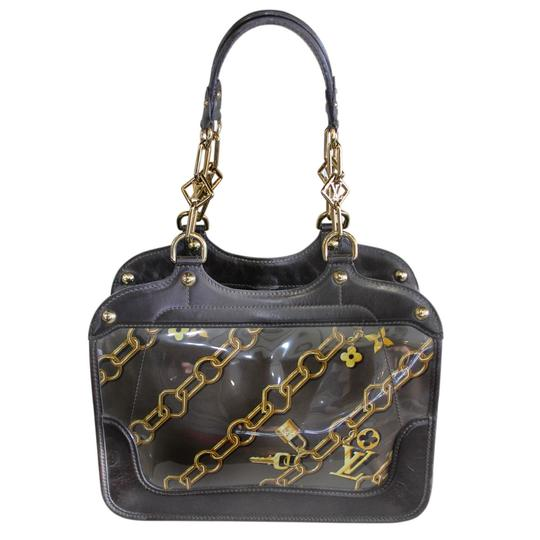 Louis Vuitton Handbag Charms Cabas Tote in Brown/Gold