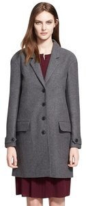 Burberry Cashmere Wool Fall Pea Coat