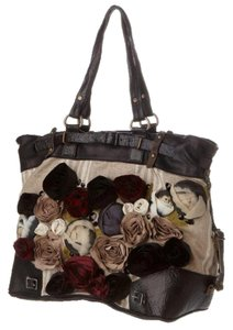 Silent People Hobo Bag