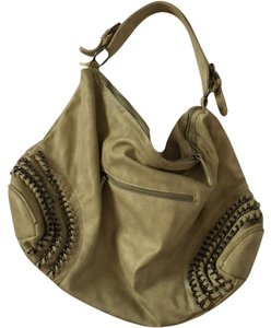 Big Buddha Tote in Khaki