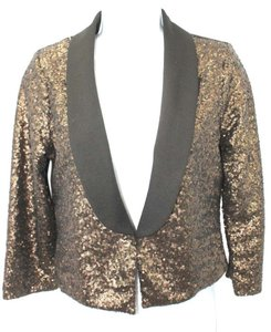 XOXO Embellished Crop Evening Blazer