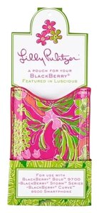 Lilly Pulitzer LAST ONE!!! NWT Lilly Pulitzer Pouch Luscious case cover - Smart phones, Blackberry series, iPod Classic, and more