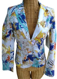 Boston Proper Multi/ Floral Jacket