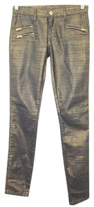 BlankNYC Skinny Pants GOLDEN BLACK