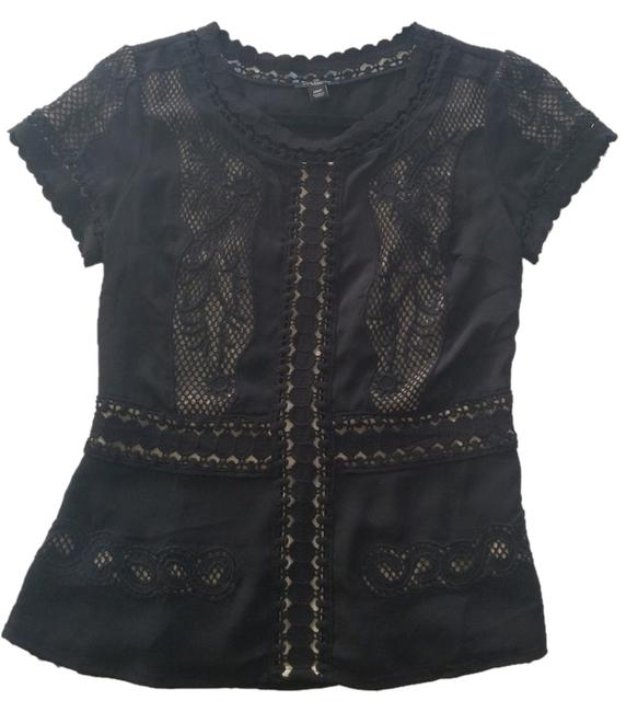 Preload https://item3.tradesy.com/images/ann-taylor-black-blouse-size-00-xxs-6123967-0-0.jpg?width=400&height=650