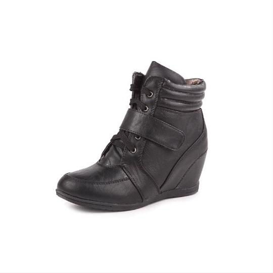 Other Sneaker Wedge Boots