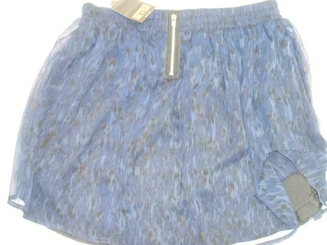 Converse Mini Skirt Blue/Black