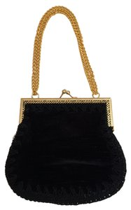 Other Parladimoda Talkingfashion Artedellamoda Luxboheme Vintage Vintage Handmade Satchel in Black, Gold