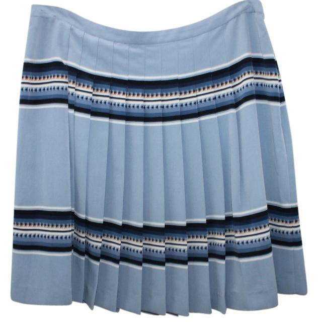 Tommy Hilfiger Pleated Skirt BLUE