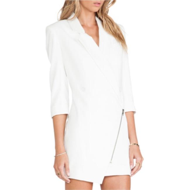 Onayaya Creations short dress White on Tradesy