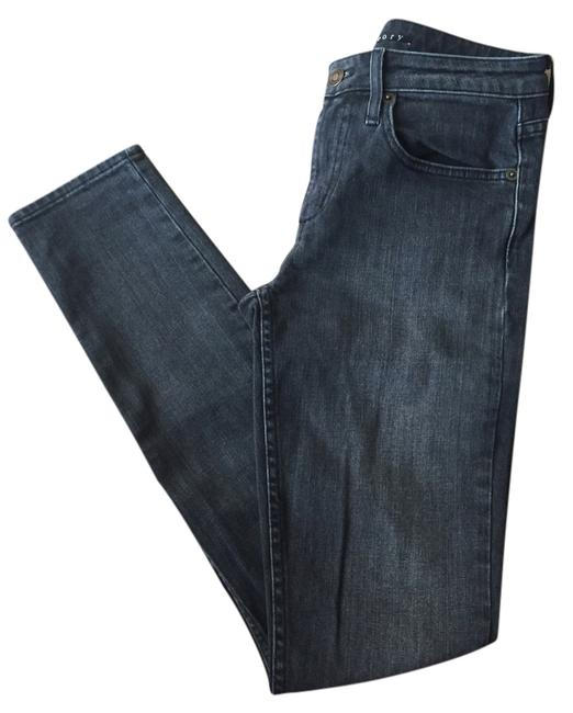 Item - Stone Wash (Between Gray and Black) Billy Skinny Jeans Size 26 (2, XS)