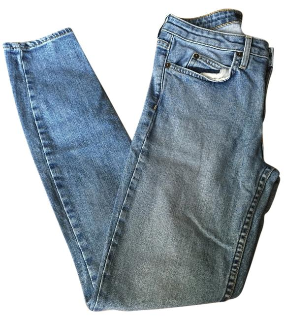 Item - Stone Wash (Between Gray and Black) Light Billy Skinny Jeans Size 26 (2, XS)