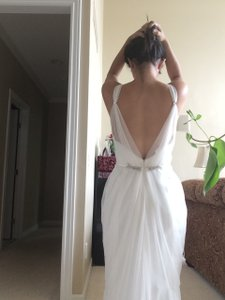 Amy Kuschel Ashbury Wedding Dress
