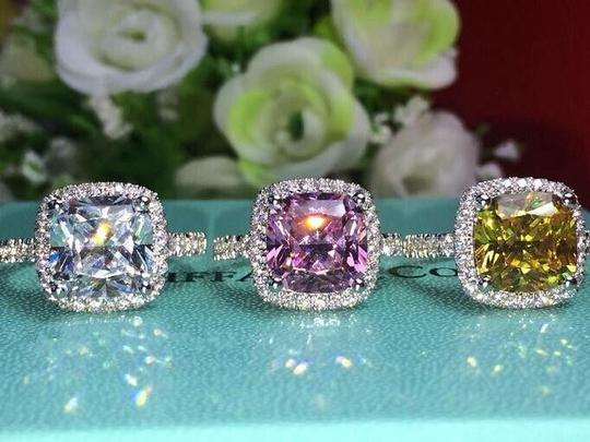 Preload https://item4.tradesy.com/images/3ct-center-nscd-sona-cushion-square-simulated-cushion-cut-diamond-set-pink-yellow-white-14k-we-engag-6128428-0-0.jpg?width=440&height=440