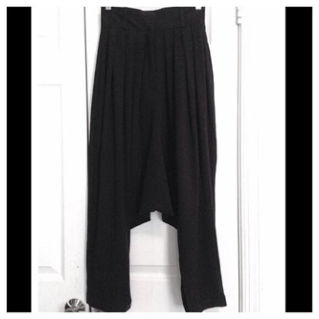 Romeo & Juliet Couture Baggy Pants Blac