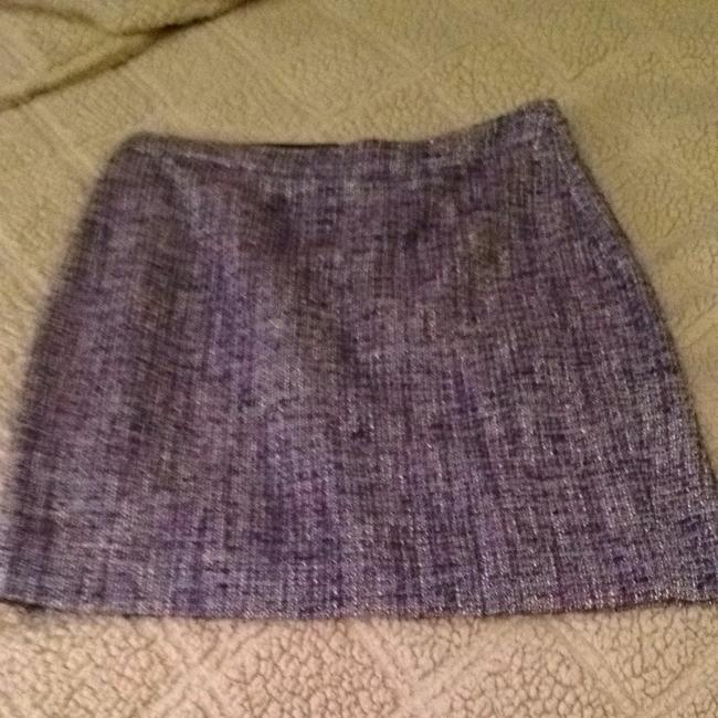 J.Crew Skirt Purple Multi