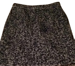 J.Crew Skirt Black/grey