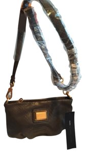 Marc by Marc Jacobs Snake Fauxleather Gold Cross Body Bag