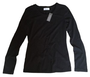 Velvet by Graham & Spencer Shirt T Shirt Black