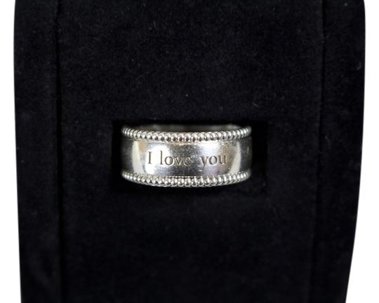 "Tiffany & Co. * Tiffany & Co ""I love you"" Ring 925 - Size 6"